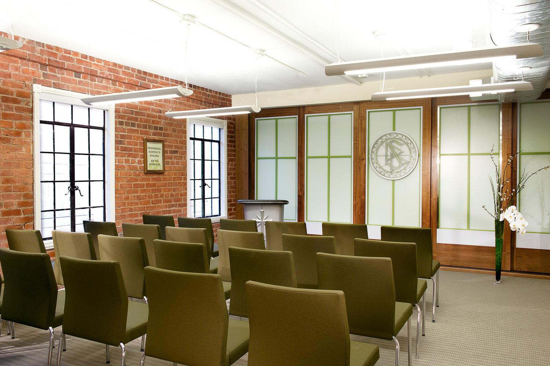 Super Church Of Scientology Inaugurates New Landmark Home In Customarchery Wood Chair Design Ideas Customarcherynet