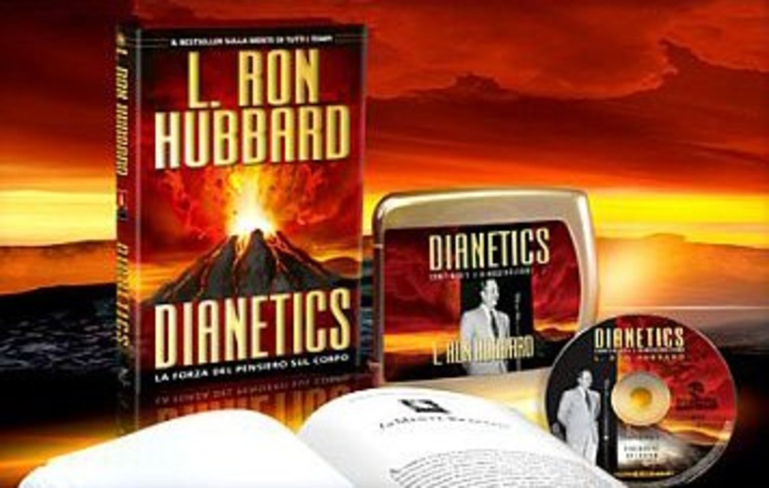 Dianetics Anniversary – the Best Selling Self-Help Book of