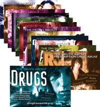 """Hefte der Reihe """"Fakten über Drogen"""""""