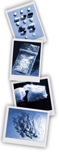 (Bron van de afbeeldingen: DEA/drugs)