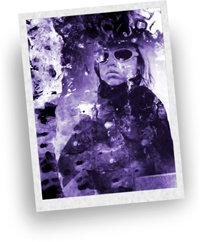 Par un ironique retour des choses, Davidé Sorrenti (ci-dessus) — photographe de mode américain, spécialiste des images «héroïne chic» — est, a-t-on dit, mort à 20 ans d'une overdose d'héroïne. Photographie: offerte par Francesca Sorrenti
