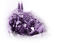A morfina, a substância mais ativa no ópio, é um analgésico muito poderoso do qual muitos soldados americanos ficaram dependentes durante a Guerra Civil.   Crédito fotográfico: AP Wideworld