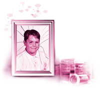 """MATTHEWS HISTORIE: Matthew var en teenager, som havde været på Ritalin i syv år. Han døde pludseligt i marts 2000. Selvom han ikke tidligere havde haft hjerteproblemer, viste obduktionen klare tegn på skader i de små blodårer. Hans forældre blev fortalt af en af de læger, der undersøgte ham, at en fuldvoksen mands hjerte vejer omkring 350 gram. Matthews hjerte vejede 402 gram. I hans dødsattest kunne man læse: """"Døden skyldes lang tids brug af methylfenidat (Ritalin)."""""""