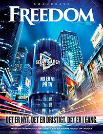 Scientology Network: Det er nyt, det er dristigt, det er i gang.