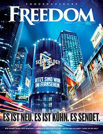 Scientology Network: Es ist Neu, Es ist Kühn, Es Sendet.