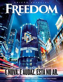 Scientology Network: É Nova, É Audaz, Está No Ar.