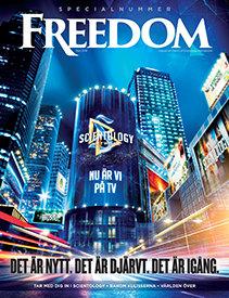 Scientology Network: Det är nytt, det är djärvt, det är igång.