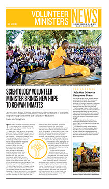 Volunteer Ministers Newsletter Volume 4, Issue 2