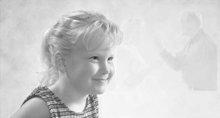 . . . e qualquer transtorno prolongado da parte da criança pode desvanecer–se rapidamente.
