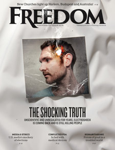 Freedom Magazine. October 2016