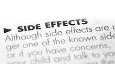 Drug abuse side effects