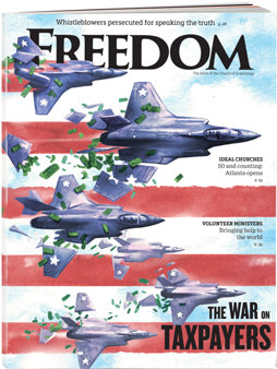Freedom Magazine. June 2016