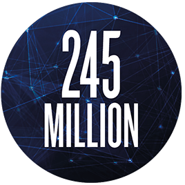 2億4500万