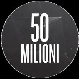 50 milioni