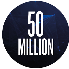50 millions