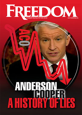 Anderson Cooper History of Lies