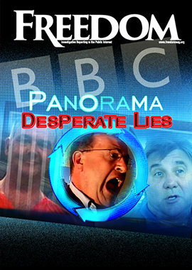 BBC Panorama. Desperate Lies.