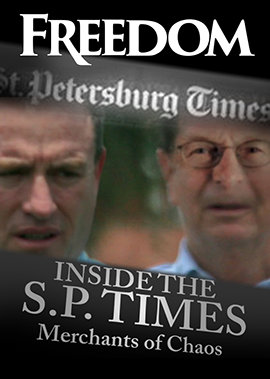St. Petersburg Times. Merchants of Chaos