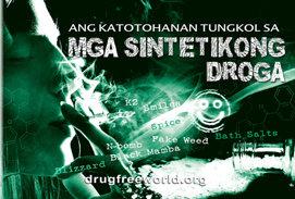 Ang Katotohanan Tungkol sa MgaSintetikong Droga