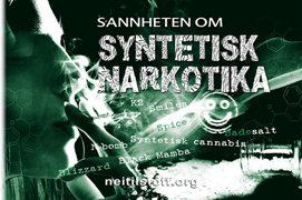 Sannheten om syntetisk narkotika