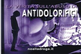 La Verità sull'Abuso di Antidolorifici