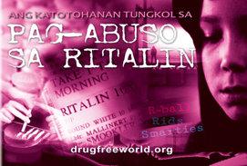 Ang Katotohanan Tungkol sa <nobr>Pag-abuso</nobr> sa Ritalin