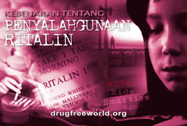 Kebenaran Tentang Ritalin