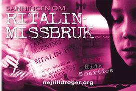 Sanningen om Ritalin-missbruk