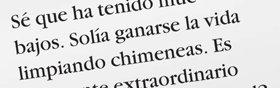 """1. Digamos que lees esta oración: """"Se ganaba la vida limpiando chimeneas"""" y no estás seguro del significado de """"chimeneas""""."""