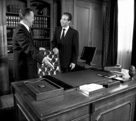 Когда вы принимаете должность человека, достигшего успеха на этой должности, имеет место состояние Смены Власти.
