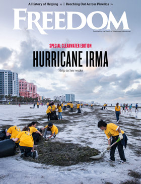 Hurricane Irma: Help in Her Wake  Special Clearwater edition