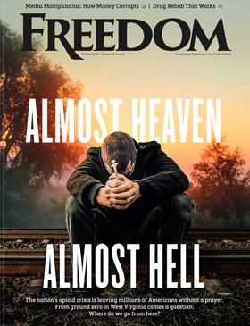 Almost Heaven. Almost Hell  Vol. 50, Issue 3