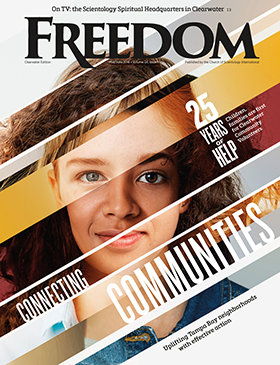 Connecting Communities  Vol. 24, Issue 1