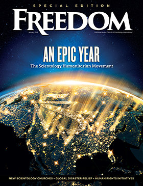 An Epic Year: The Scientology Humanitarian Movement  Special Edition