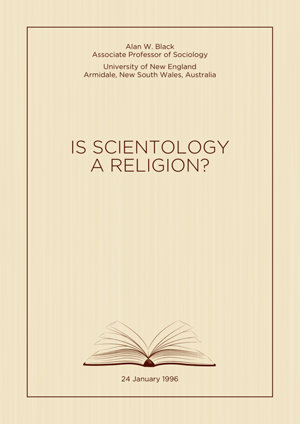 scientology cult or religion essay The religion of scientology is extremely controversial some consider it a cult while others consider it a business venture either way, scientology has a lot of elements of social.