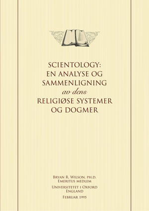 sociological analysis of scientology Bainbridge, william sims, and rodney stark 1980 scientology: to be perfectly clear sociological analysis 41:128-36 102307/3709904 128 barker, eileen 1986.