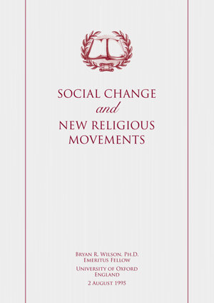 social change theory definition