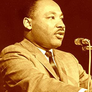Мартин Лютер Кинг-младший,