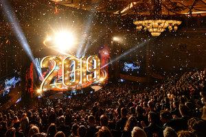 Scientology教會慶祝史上最重大的一年,一同迎接最光明燦爛的2019年