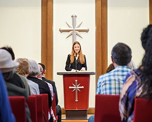 Church of Scientology Auckland. Sunday Service