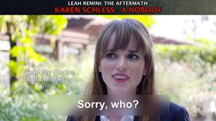 Karen Pressley: A Nobody