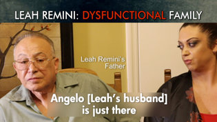 Leah Remini: Dysfunctional Family