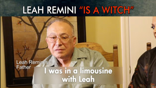 """Leah Remini """"Is a Witch"""""""