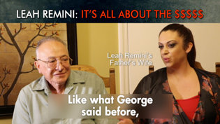 Leah Remini: It's All AboutTheMoney