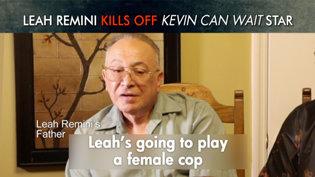 Leah Remini Kills Off KevinCanWaitStar