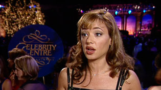 Leah Remini at the Celebrity Centre International Annual Gala1999