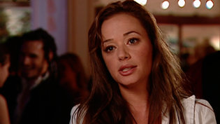 Leah Remini at the Celebrity Centre International Annual Galain2003.