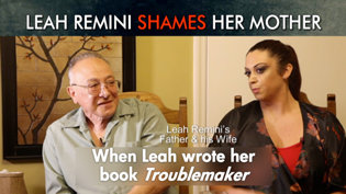 Leah Remini Shames HerMother