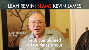 Leah Remini Slams Kevin James