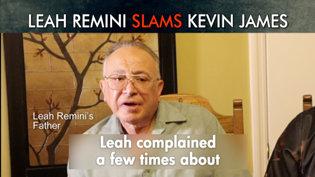Leah Remini Slams KevinJames
